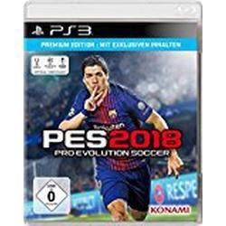PES 2018 / Premium Edition / [PlayStation 3]